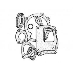 Kit reparatie pompa apa si termostat tractoare Fiat