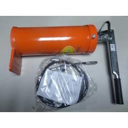 Pompa de gresat, capacitate 12 kg