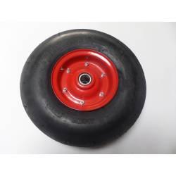 Roata pneumatica directionala cu rulmenti 3.50-6